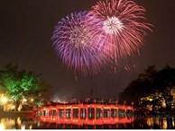 Địa điểm bắn pháo hoa giao thừa Tết Nguyên đán 2020 tại Hà Nội, Hải Phòng, Hòa Bình