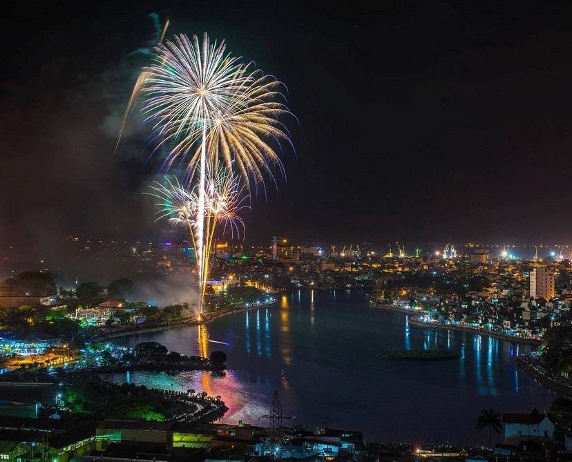 Địa điểm bắn pháo hoa giao thừa Tết Nguyên đán 2020 tại Hà Nội, Hải Phòng, Hòa Bình-2