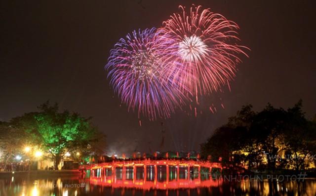 Địa điểm bắn pháo hoa giao thừa Tết Nguyên đán 2020 tại Hà Nội, Hải Phòng, Hòa Bình-1