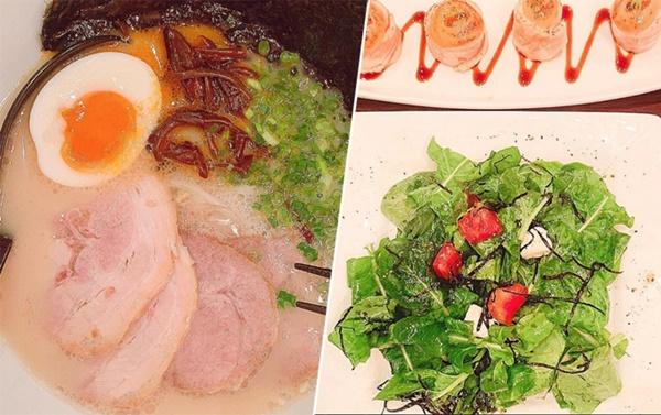 Hoa hậu Đặng Thu Thảo là fan của sushi và ramen nổi tiếng-7