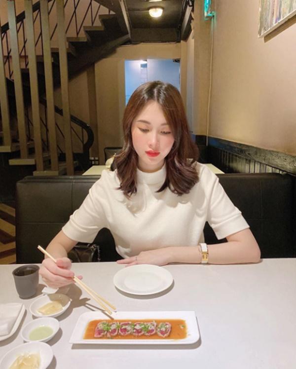 Hoa hậu Đặng Thu Thảo là fan của sushi và ramen nổi tiếng-8