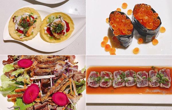 Hoa hậu Đặng Thu Thảo là fan của sushi và ramen nổi tiếng-9