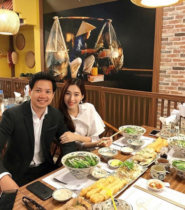 Hoa hậu Đặng Thu Thảo là fan của sushi và ramen nổi tiếng-1