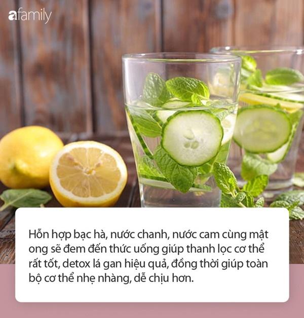 Thải độc gan siêu dễ với món đồ uống làm từ nguyên liệu bếp nhà ai cũng có sẵn lại rẻ bèo-3