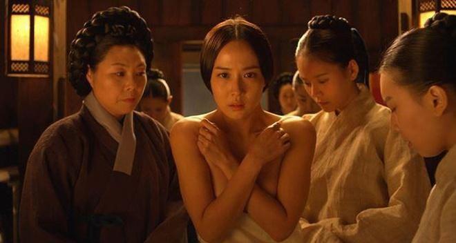 Nhan sắc nữ diễn viên 18+ góp mặt trong bom tấn Hàn-7