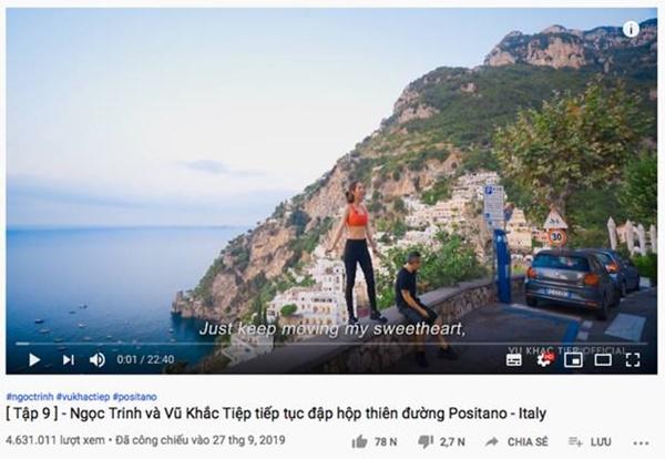 """Những tên tuổi Vbiz mới lấn sân"""" làm Youtube du lịch: Người duyên chưa tới"""", kẻ thành công nhưng thị phi cũng chẳng thiếu-2"""
