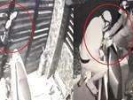Kẻ gian phá 2 lớp khóa cửa vào nhà trộm xe SH ở Hà Nội-1