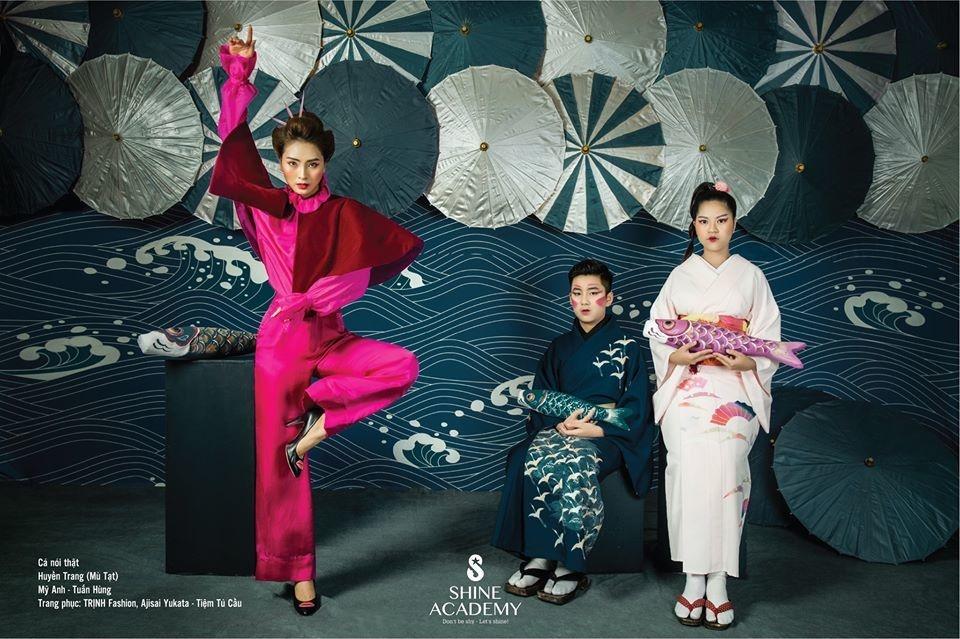 Thu Quỳnh khoe vòng 1 gợi cảm trong ảnh lịch đón năm mới-12