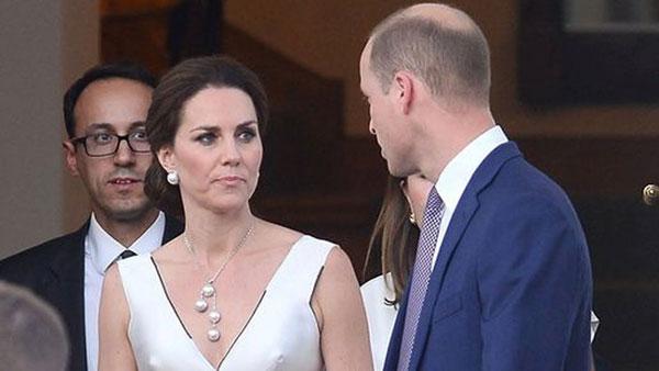 Công nương Kate dính nghi vấn nổi trận lôi đình khi phát hiện Hoàng tử William vẫn lén lút liên lạc với kẻ thứ 3-1