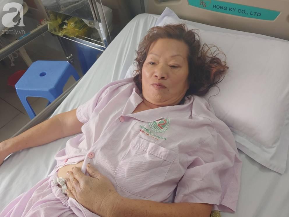 Mẹ nhồi máu cơ tim nặng được người dưng đưa đi cấp cứu, con gái ruột nói nghèo quá, không lo được rồi biệt tăm-2