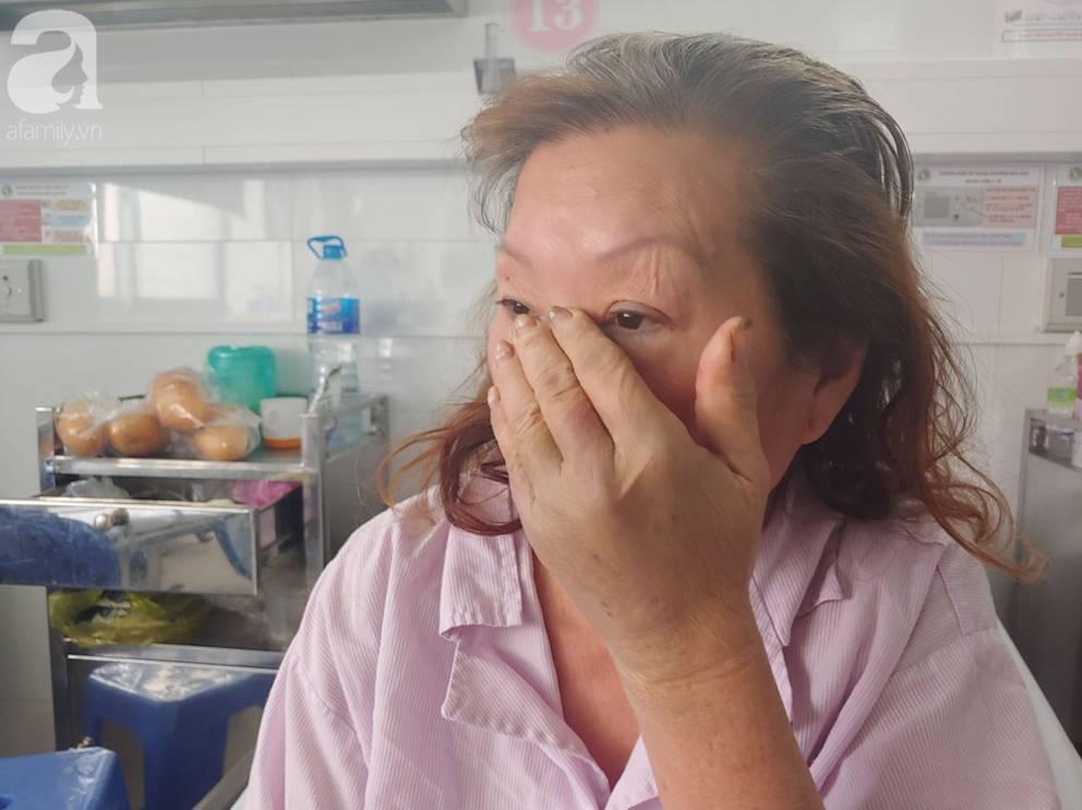 Mẹ nhồi máu cơ tim nặng được người dưng đưa đi cấp cứu, con gái ruột nói nghèo quá, không lo được rồi biệt tăm-8