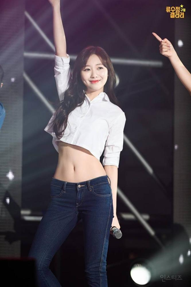 Jisoo và dàn mỹ nhân Hàn khoe dáng chuẩn với quần jeans bó sát-9