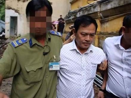Thi hành án phạt tù ông Nguyễn Hữu Linh