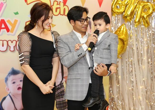 Hậu ly hôn Thanh Bình, Ngọc Lan bất ngờ thú nhận là bà mẹ chăm con rất dở nhưng nhìn cậu bé ai cũng khen ngợi-1