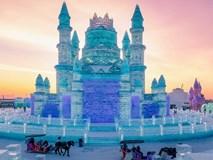 Dạo bước trong thành phố băng tuyết ở Cáp Nhĩ Tân