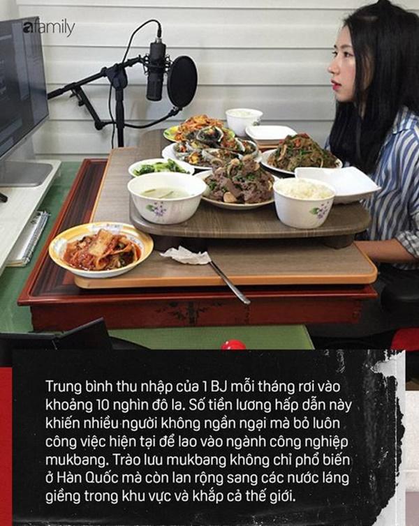 Mukbang: Trào lưu ăn cho người khác xem mang lại thu nhập hàng trăm triệu mỗi tháng nhưng đằng sau lại làcô đơn-4