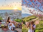 Người đẹp Việt khoe ảnh check-in Sa Pa, Đà Lạt dịp đầu năm 2020-21