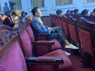 Sốc: Lễ trao giải Mai Vàng vẫn đang diễn ra mà nghệ sĩ đã bỏ về gần hết, ghế trống xuất hiện dày đặc