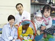 Bé Bình An và người mẹ ngủ ngồi suốt 4 tháng thai kỳ thay đổi khó tin sau 8 tháng