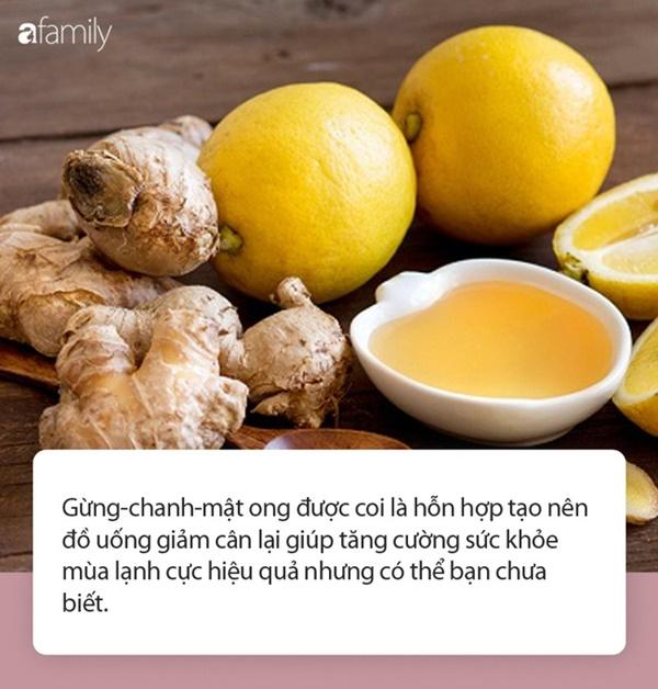 Đánh bay mỡ bụng, tăng cường sức khỏe với thức uống làm từ nguyên liệu có sẵn trong nhà bếp để đón Tết: Chuyên gia khuyến cáo điều quan trọng-3