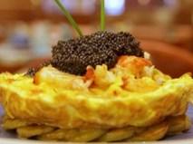 Món trứng ốp la đắt nhất thế giới, giá 2.000 USD