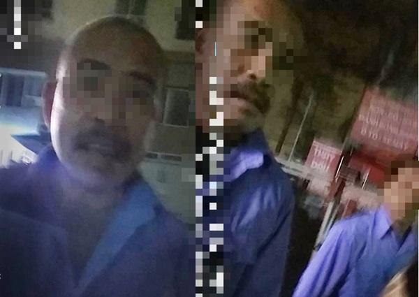Hà Nội: Chỉ vì chiếc vé xe máy, bảo vệ chung cư hành hung khách gửi xe, dọa đánh chết-1