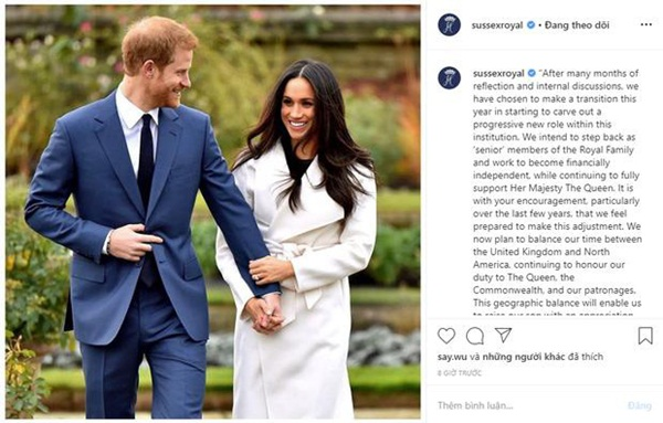 Hoàng tử Harry lặp lại lịch sử sau 83 năm: Kết hôn với phụ nữ Mỹ từng ly dị và rời khỏi gia đình hoàng gia Anh hệt như vua Edward VIII-4