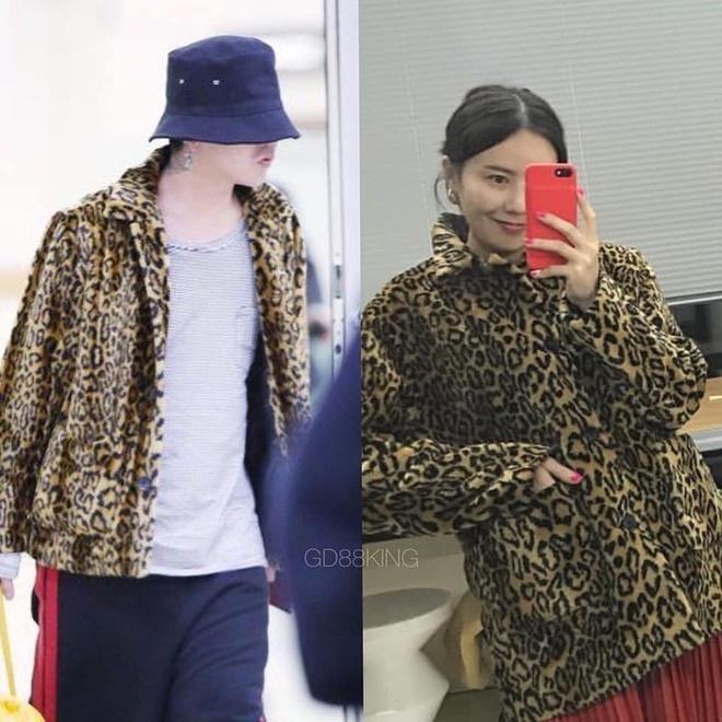 Fan phát hiện G-Dragon và chị gái nhiều lần mặc đồ giống nhau-4