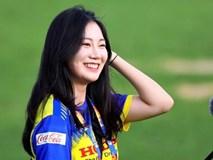 Nữ phóng viên Hàn Quốc hâm mộ U23 Việt Nam