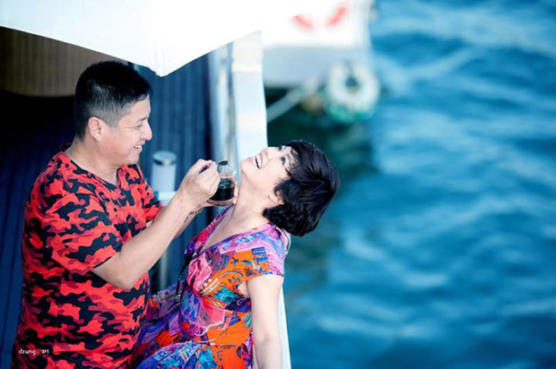 Chí Trung - Ngọc Huyền chính thức ly hôn, bạn gái giàu có khuyên danh hài hàn gắn hôn nhân 30 năm nhưng không thành-8