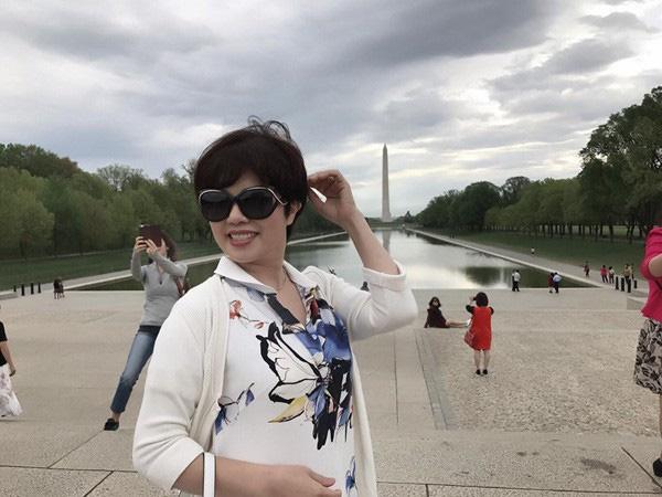 Nhan sắc trẻ trung tuổi U60 của diễn viên Ngọc Huyền, vợ cũ Chí Trung-3
