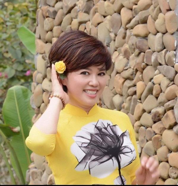 Nhan sắc trẻ trung tuổi U60 của diễn viên Ngọc Huyền, vợ cũ Chí Trung-5