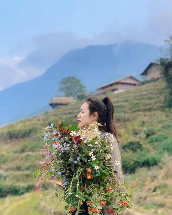Người đẹp Việt khoe ảnh check-in Sa Pa, Đà Lạt dịp đầu năm 2020-2