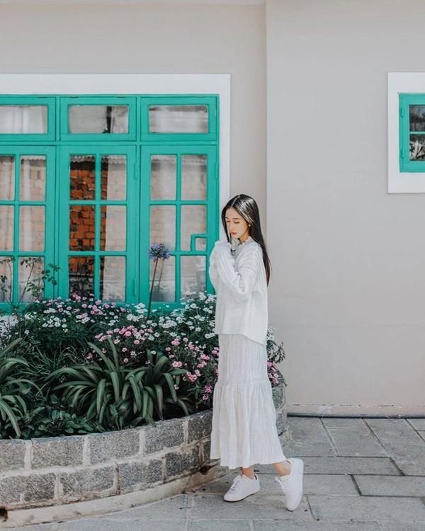 Người đẹp Việt khoe ảnh check-in Sa Pa, Đà Lạt dịp đầu năm 2020-14