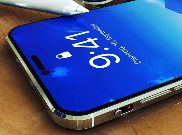Thiết kế iPhone 12 Pro với 6 camera sau, Face ID đục lỗ-6