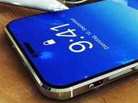 Thiết kế iPhone 12 Pro với 6 camera sau, Face ID đục lỗ