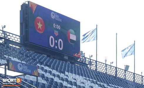 U23 Việt Nam hòa UAE ở trận ra quân giải châu Á-24