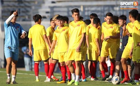 U23 Việt Nam hòa UAE ở trận ra quân giải châu Á-47