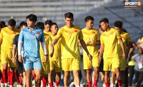 U23 Việt Nam hòa UAE ở trận ra quân giải châu Á-46