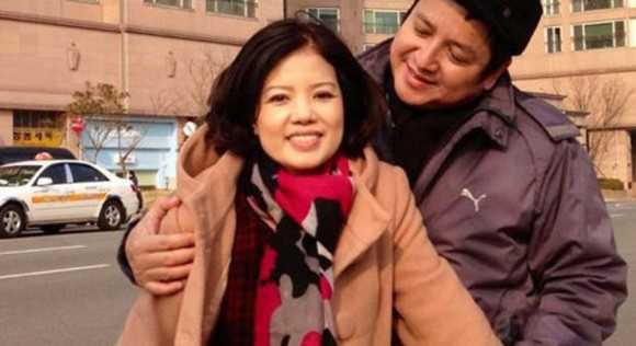 Chuyện tình đẹp hơn 30 năm của Chí Trung - Ngọc Huyền-2
