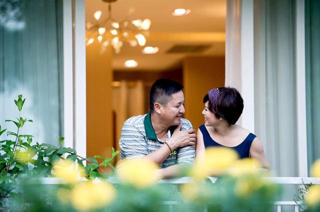Chuyện tình đẹp hơn 30 năm của Chí Trung - Ngọc Huyền-4