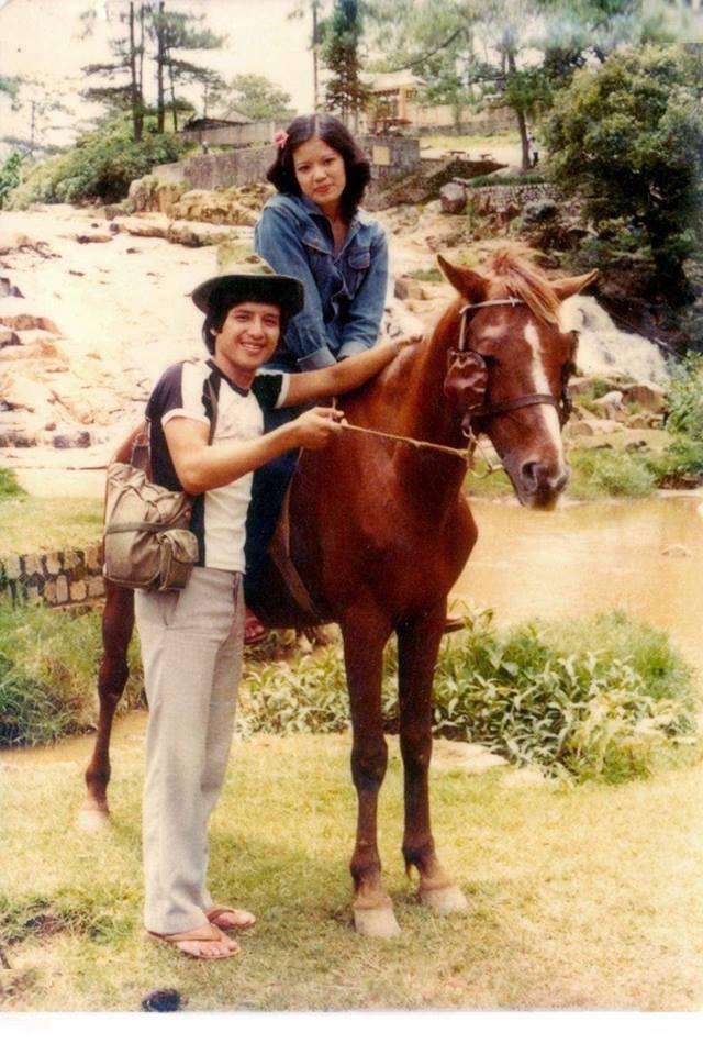 Chuyện tình đẹp hơn 30 năm của Chí Trung - Ngọc Huyền-6