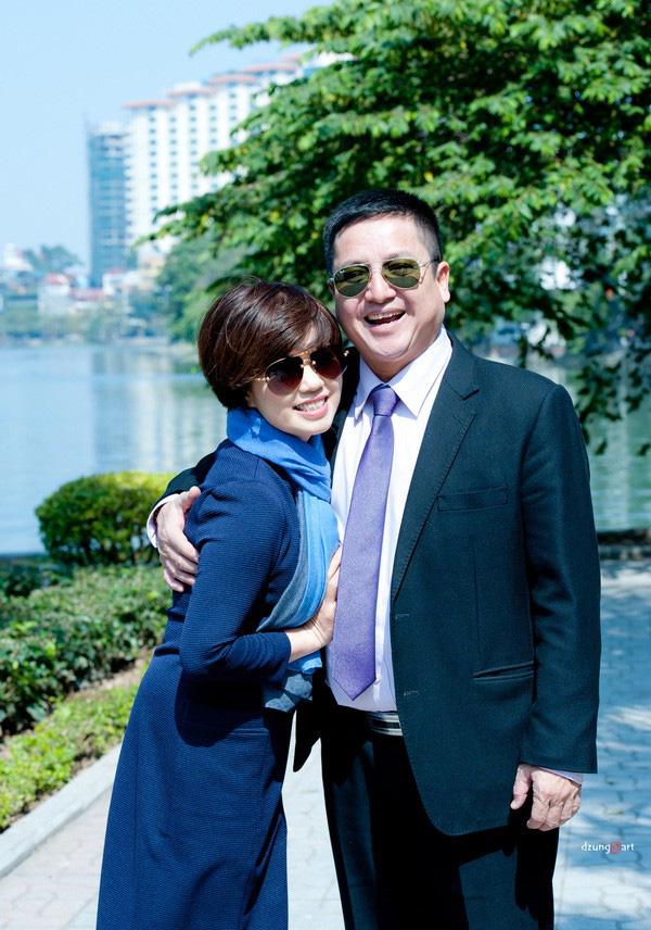 Chuyện tình đẹp hơn 30 năm của Chí Trung - Ngọc Huyền-7