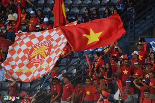 U23 Việt Nam hòa UAE ở trận ra quân giải châu Á-9