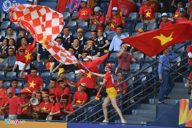 U23 Việt Nam hòa UAE ở trận ra quân giải châu Á-10