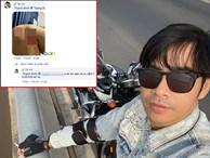 Thanh Bình gặp tai nạn xe, bị thương nặng phải nằm một chỗ