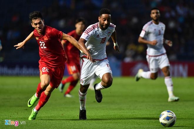 U23 Việt Nam hòa UAE ở trận ra quân giải châu Á-4