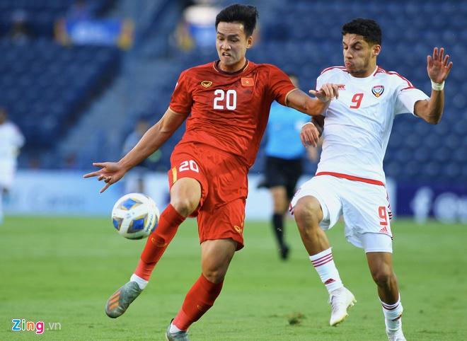 U23 Việt Nam hòa UAE ở trận ra quân giải châu Á-3