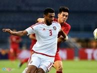 Những quyết định bất ngờ của HLV Park trong trận gặp UAE