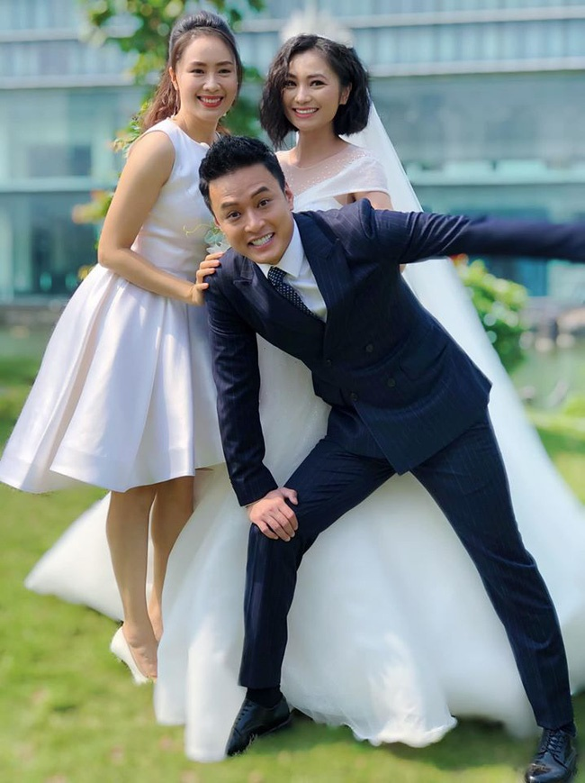 Những hình ảnh đẹp hơn phim phía sau đám cưới của Hoa hồng trên ngực trái-3